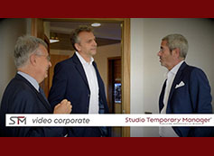 Temporary Manager - Video corporate Studio Temporary Manager